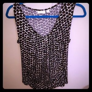 New York and Co. Sleeveless top